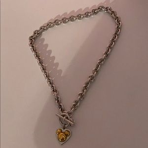 "Disney Mickey Mouse 18"" necklace"